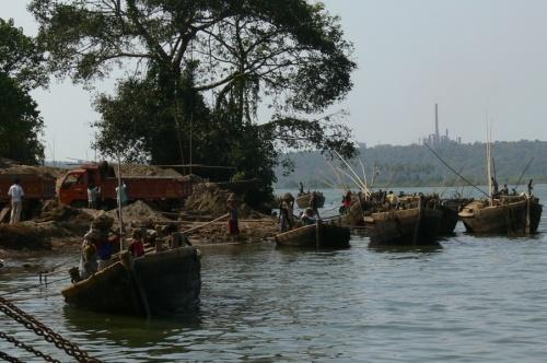 Лодки-землевозы