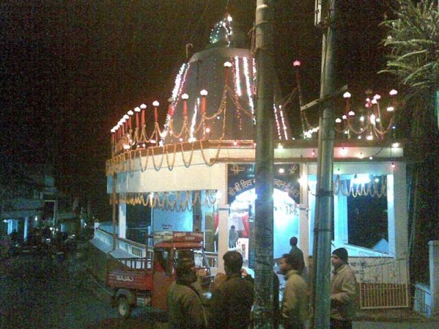 Шив-Мандир в Шиллонге