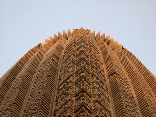 Шикхара в Каджурахо