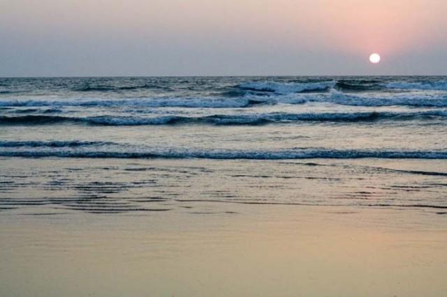 Море зовет