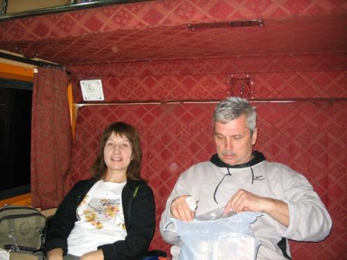 поезд на Варанаси