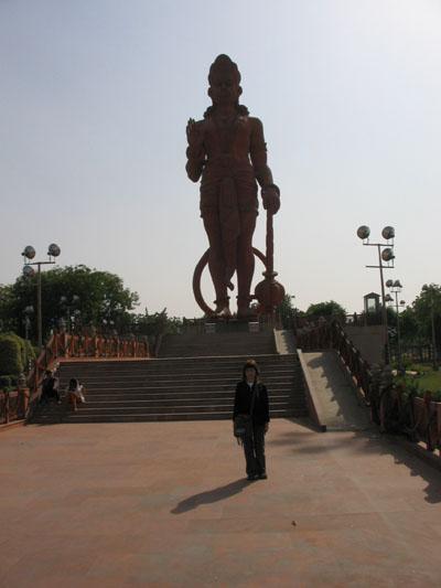 Чартарпур, Хануман