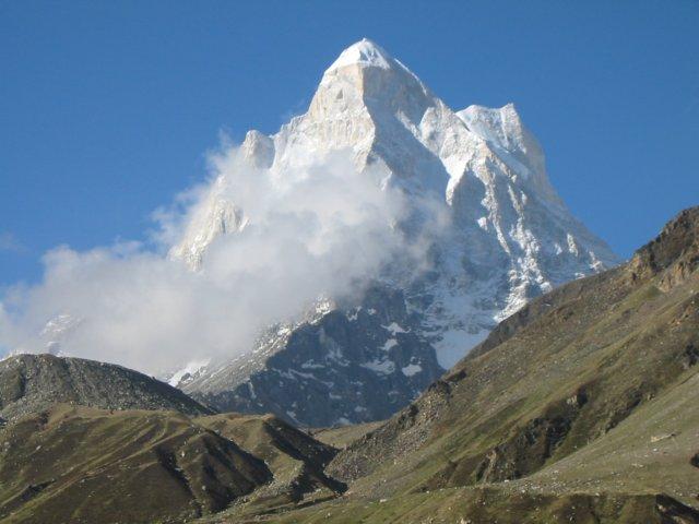 Гора Шивлинг