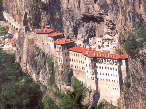 Sümela Manastırı 1