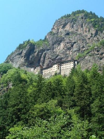 Sümela Manastırı 2