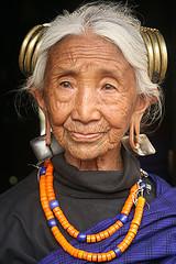 племя ао нага