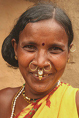 одно из племен ориссы