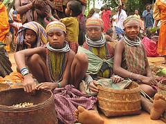 представители племен бонда и дидайи