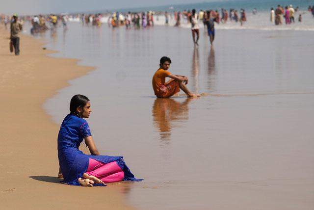 снова индийский пляж