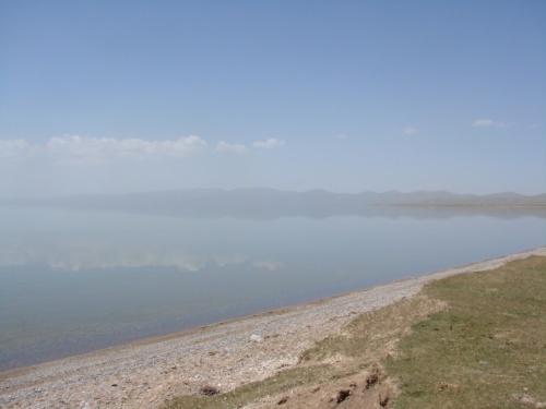 озеро то ли Сонкель, то ли Сан-Куль, где как пишут