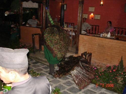 Kathmandu_Moscow Restaurant