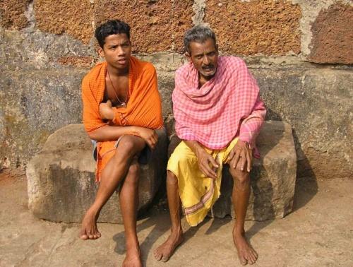 Отцы и дети...Бхубанешвар