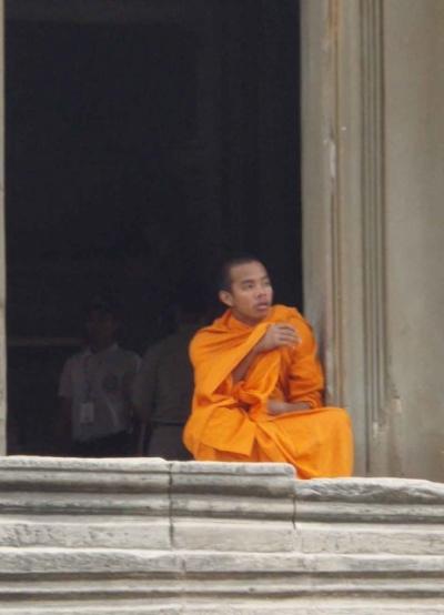 Призраки Ангкора...