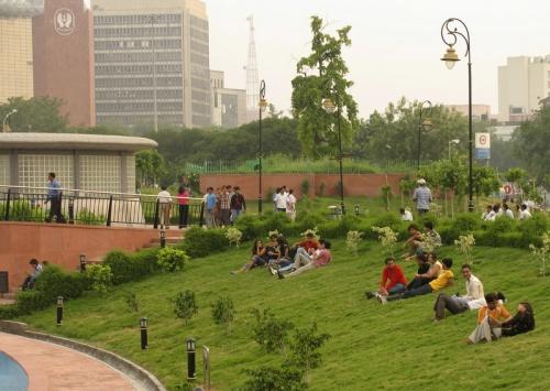Delhi.Connaught Place