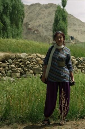 Я в Leh. Фото badguest.