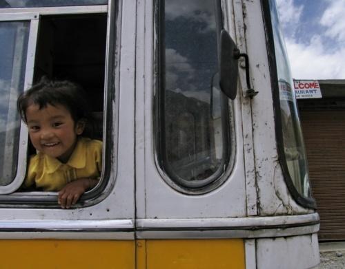 жители автобуса :)