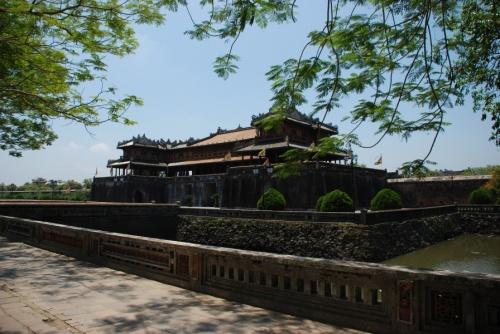 главные ворота цитадели