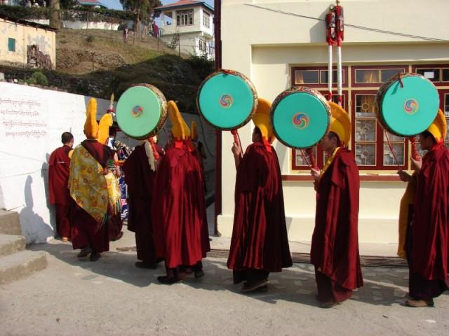 Тибетский Новый год ( Лосар) в Калимпонге