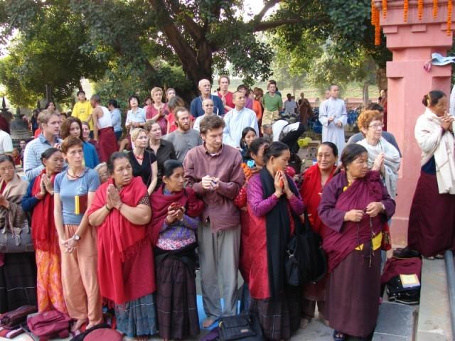 В ожидании Ламы. Кагью Менлам.Бодхгайя