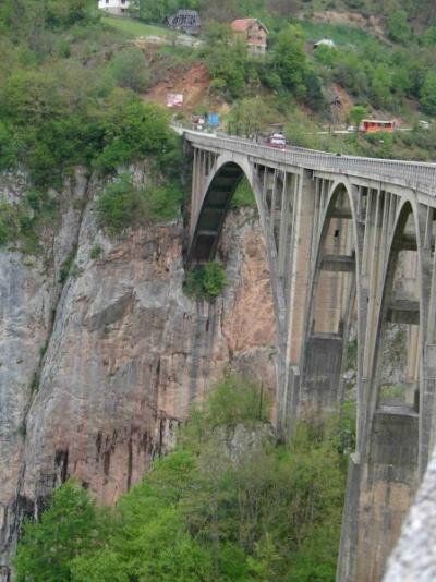 Мост через р.Тара