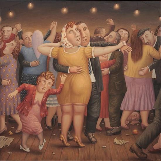 Света любит танцевать (жесть :))