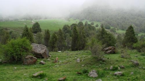 Аламединское Ущелье