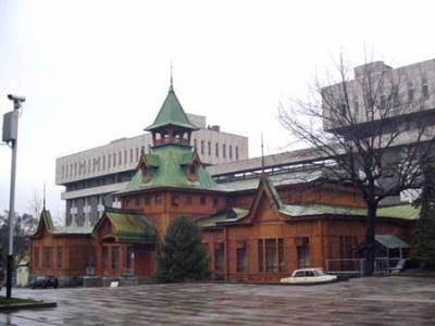 Музей национальных инструментов