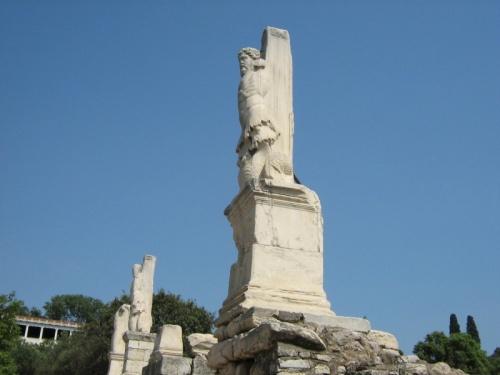 Афины, старая Агора