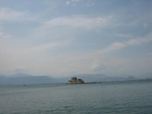 Навплион, крепость Бурдзи