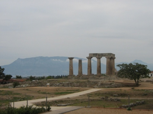 Античный Коринф