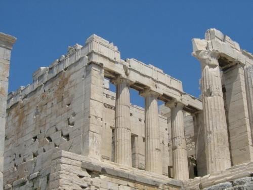 Афины, Пропиллеи