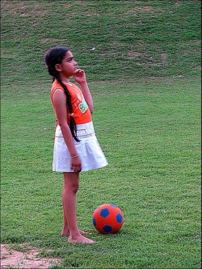 давай играть в футбол!!!