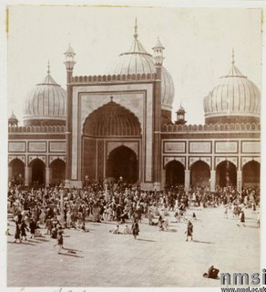 Jama Masjid New Delhi 1915