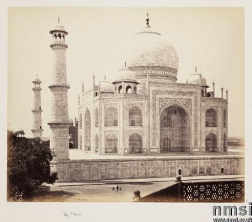 Taj Mahal 1865