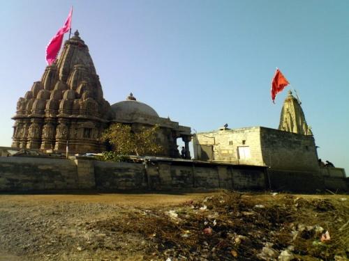 храм Рукмини,12 век