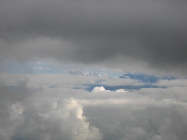 затерявшийся в облаках