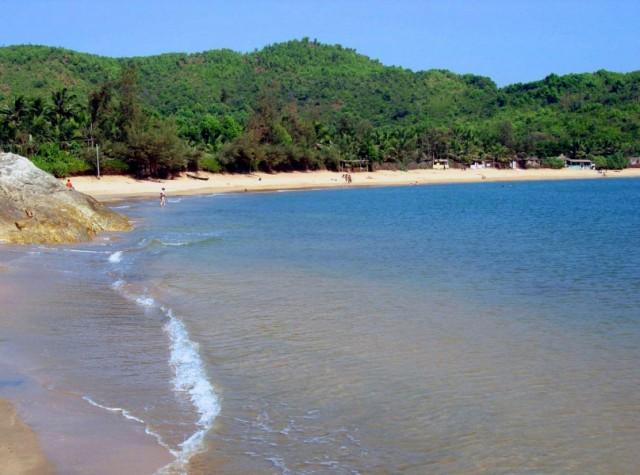 пляж Гокарны