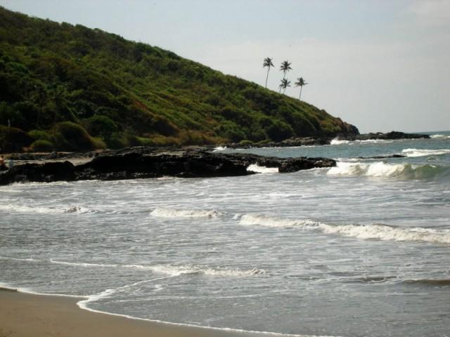 любимый пляж