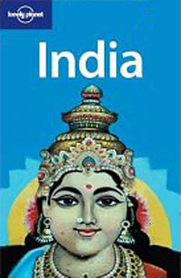 Lonely Planet India 2005