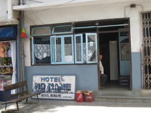 HOTEL NO NAME
