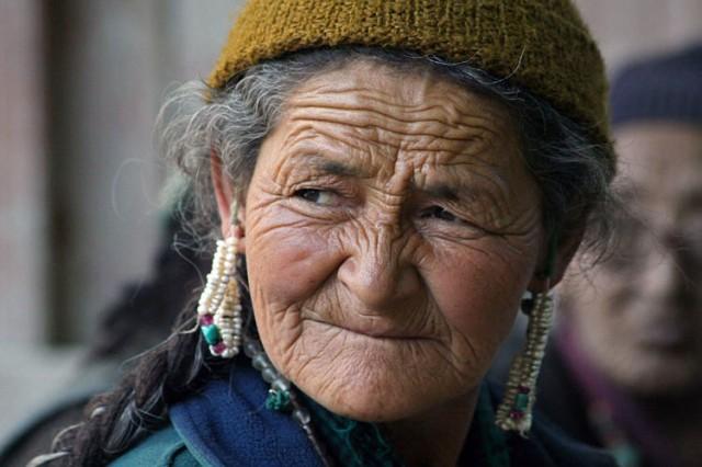 Lunalin. Лица Индии