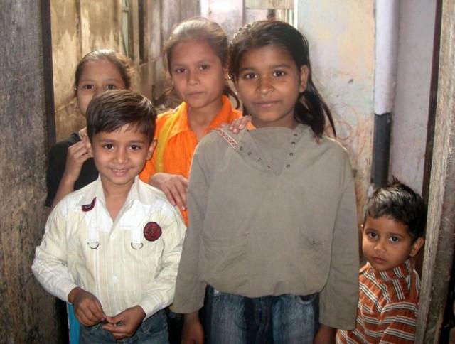 дети мусульманского квартала