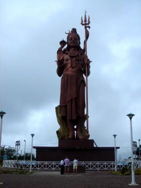 Статуя Шивы. Гран Бассин