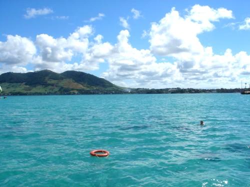 Вот такой он - Индийский океан на Маврикие!