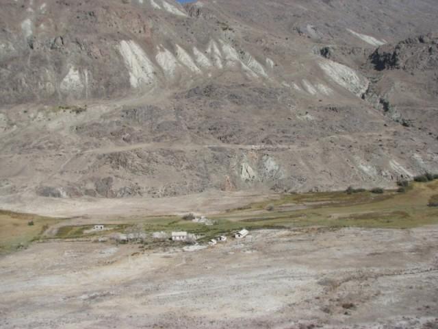 Метеостанция Алтын Мазар_2009 год