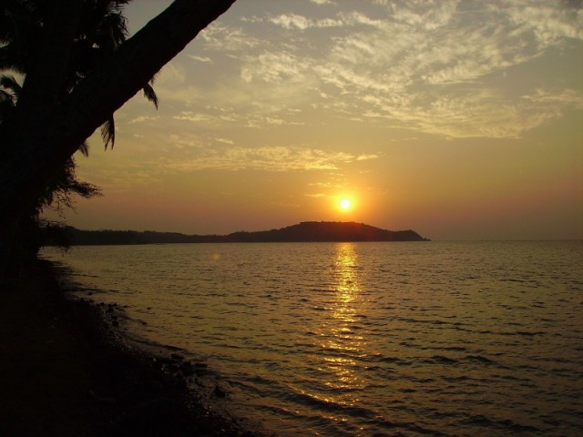 Chapora Bay