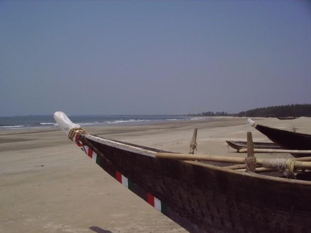 Tarkarli Beach возле Malvan
