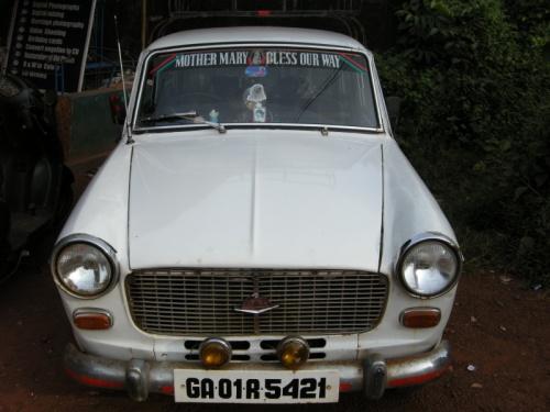 арамбольский автомобиль