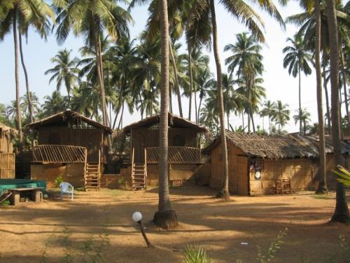 мой соломенный домик в Ашвеме