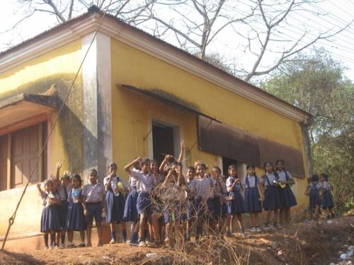 гоанская начальная школа